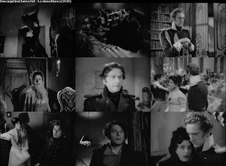 La dama blanca (Reina de espadas)(1949)
