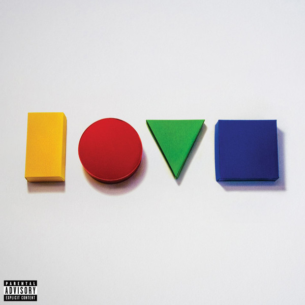 Jason Mraz - Love Is a Four Letter Word (Deluxe Version)   Cover