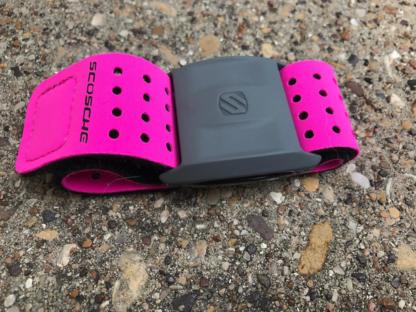 Runnergirl Training: Product Review: Heart Zones Blink 3 0