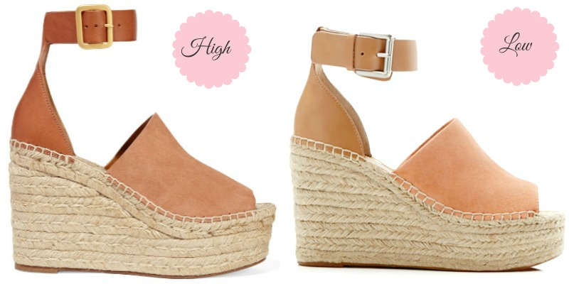 dabc35eaea1 Almost every fashion blogger seems to already own one pair. If you love  these wedges too