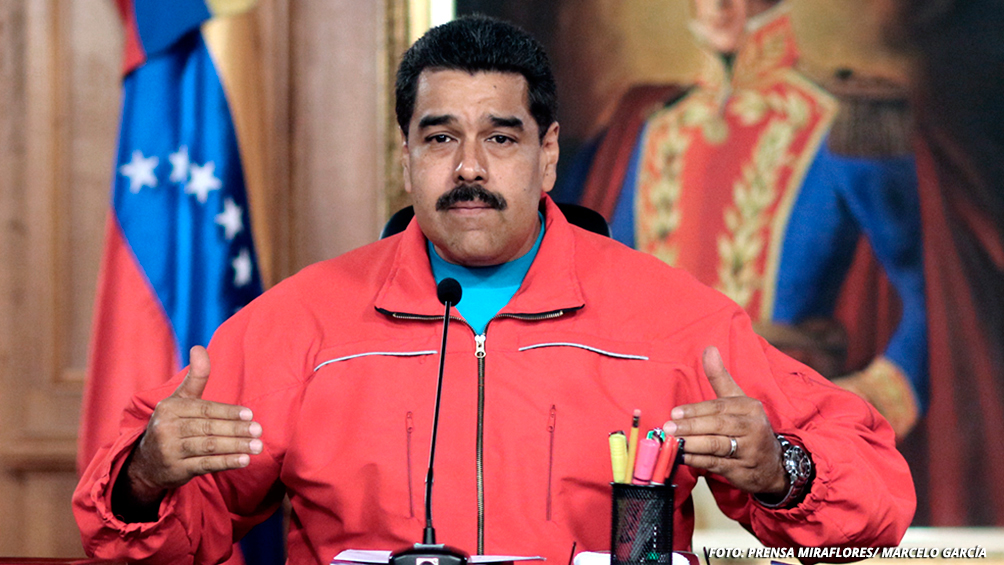Maduro creó el premio