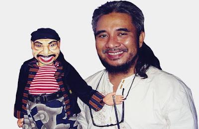 Biodata dan Biografi Ki Enthus Susmono Si Legenda Dalang Wayang Golek Tegal