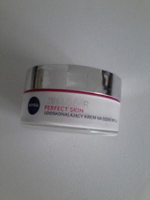 Nivea, Cellular Perfect Skin udoskonalający krem na dzień