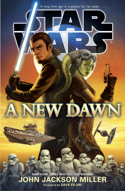 Review:  Star Wars: A New Dawn by John Jasckson Miller