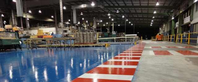 Uses of Epoxy Floor Coating