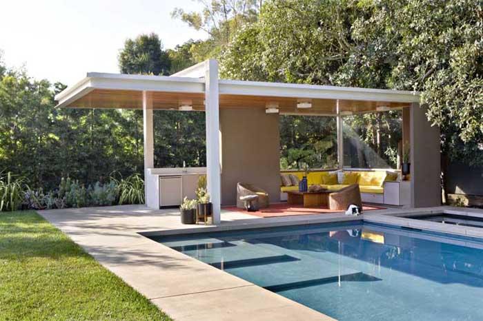 Quinchos modernos y minimalistas minimalistas 2015 for Casa moderna quincho