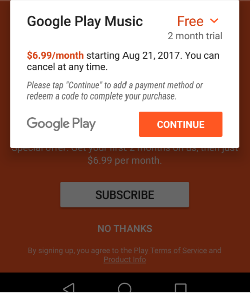 Cara Subscribe/Berlangganan Ke Google Play Music 4
