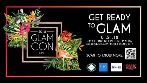 See you at the GlamConMNL 2018!