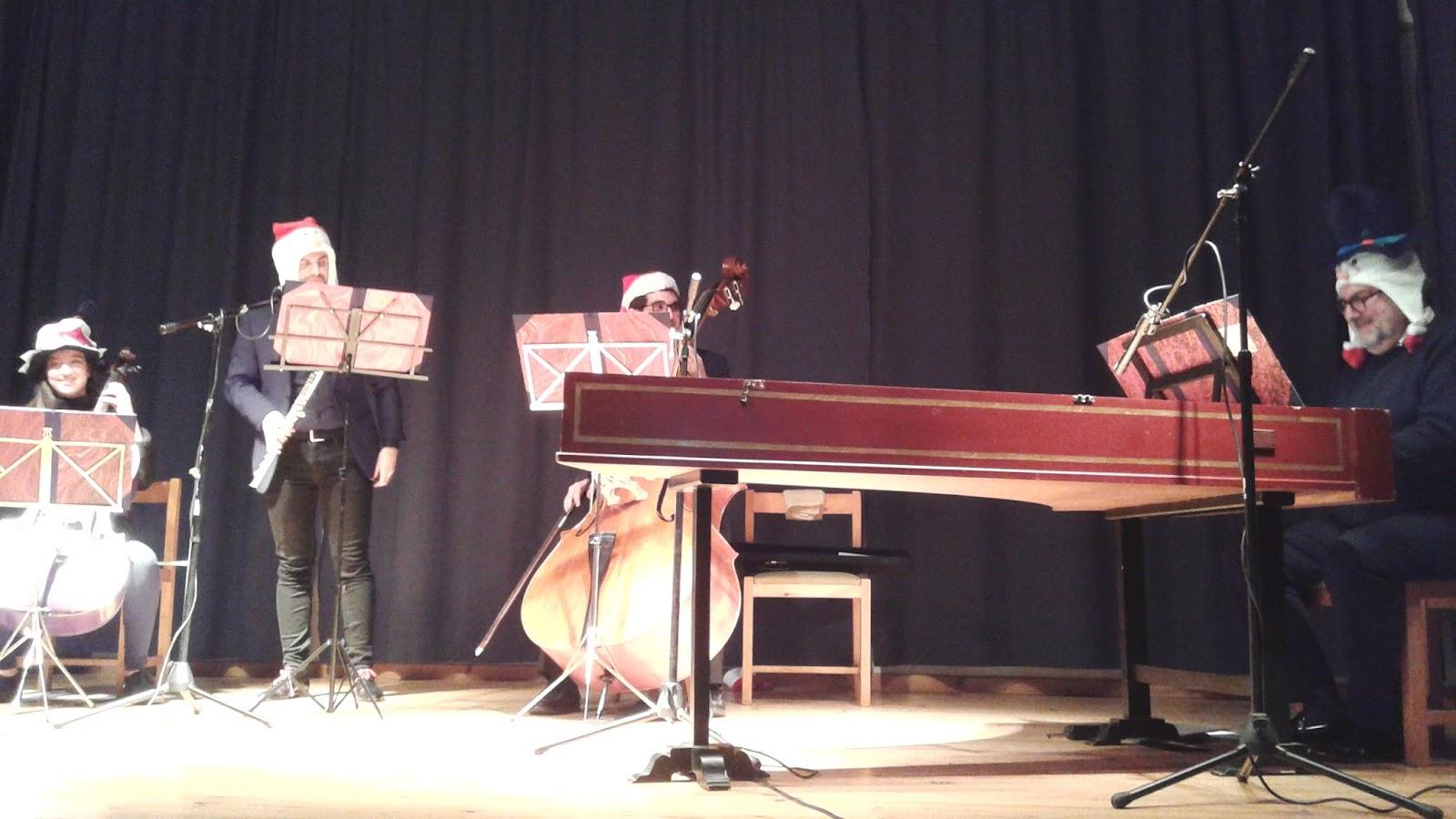El parte municipal magn fica noche de concierto de m sica for Casa piscitelli musica clasica