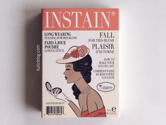 the balm instain swiss dot allık