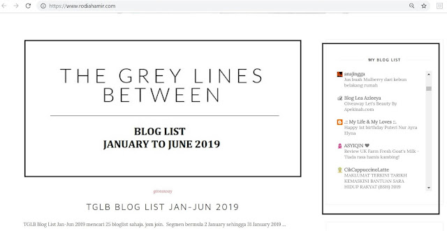 Siap Tutorial | Cara Buat Scroll Bar Pada Bloglist