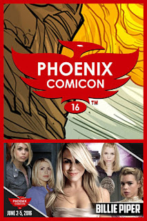 Phoenix Comicon 2016 - Billie Piper