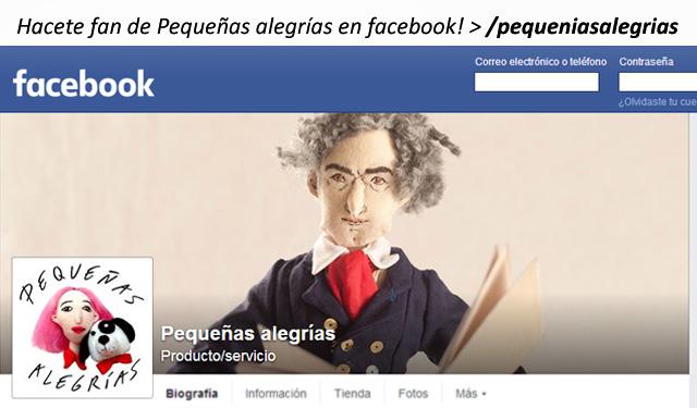 http://www.facebook.com/pequeniasalegrias