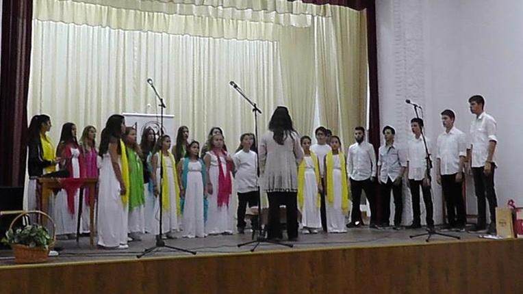Με μεγάλη επιτυχία η συμμετοχή της Παιδικής - Νεανικής Χορωδίας Σαμοθράκης σε Φεστιβάλ Χορωδιών στη Βουλγαρία