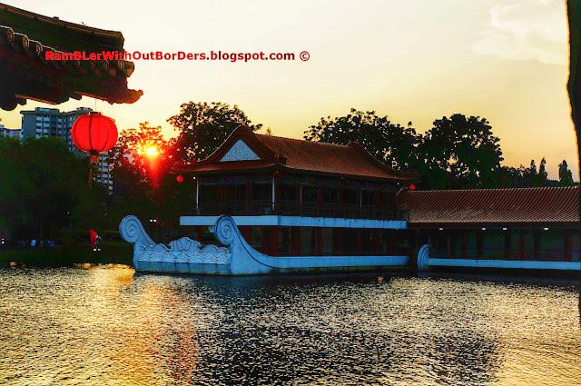 Stone Boat, Chinese Garden, Singapore