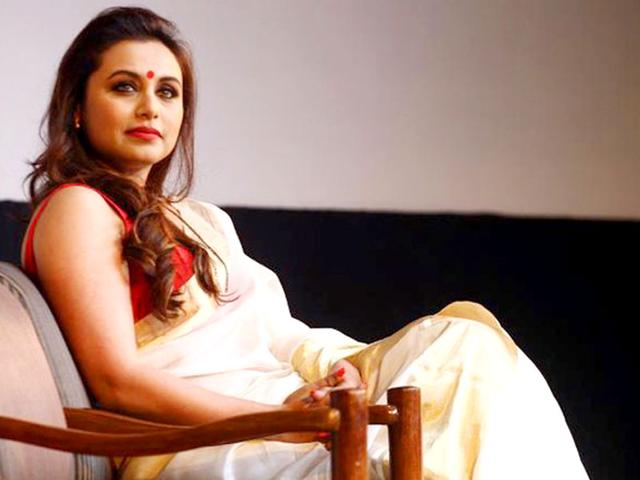 Mardani Girl Rani Mukherji Returns To Acting With Hichki