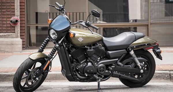 Motor Harley DAvidson 500 cc HD-STreet