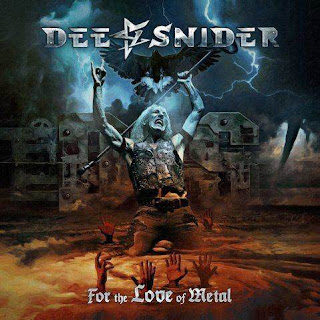 "Το video του Dee Snider για το ""Become The Storm"" από το album ""For the Love of Metal"""