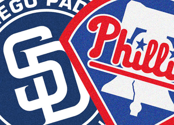 Phillies host the Padres
