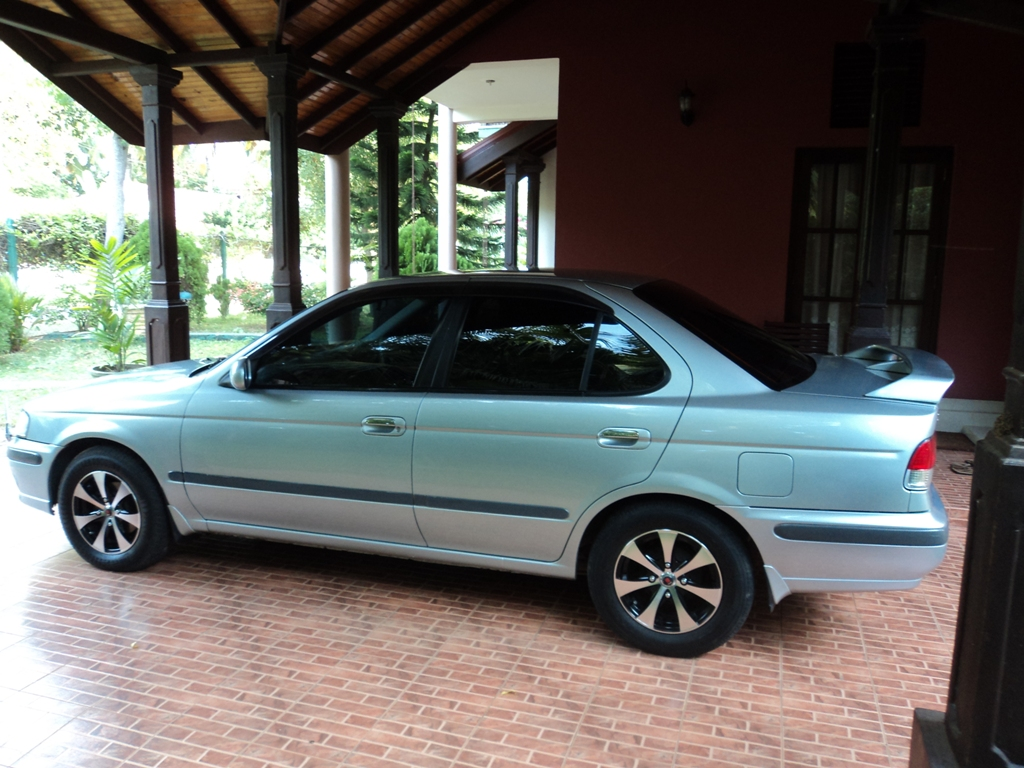 Car Sales Sri Lanka Nissan Fb15 Super Saloon For Sale