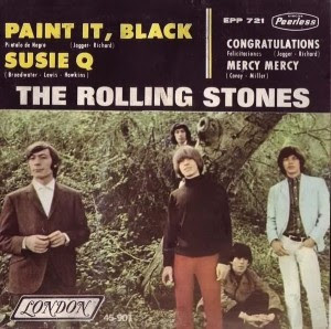 'Paint, it black' de Sus Majestades THE ROLLING STONES 6