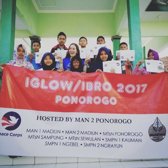 IGLOW / IBRO 2017 Hosted by MAN 2 Ponorogo
