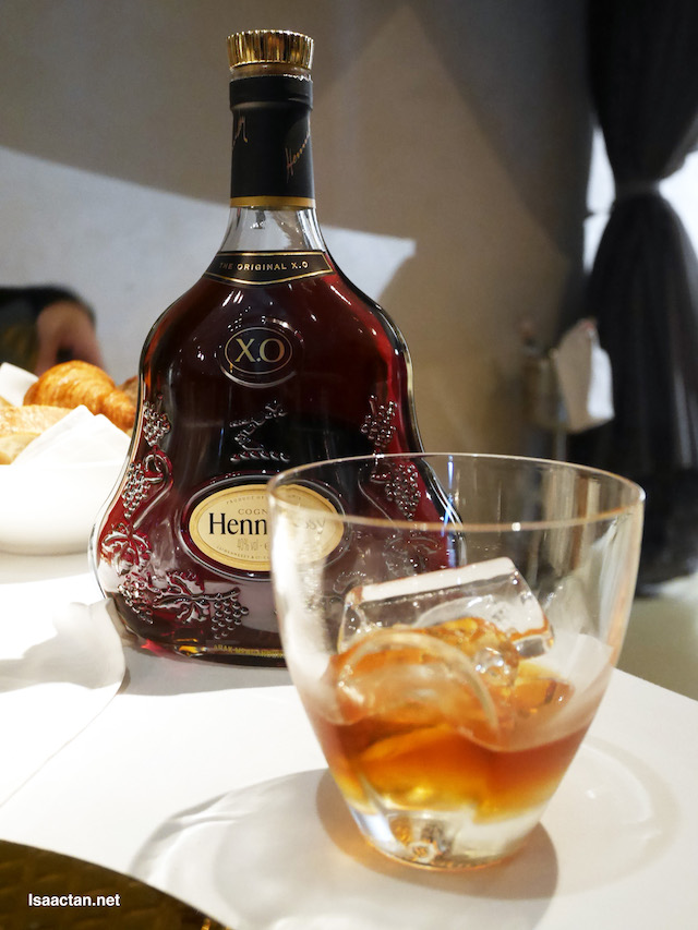 Savour the offering of Hennessy X.O Odyssey