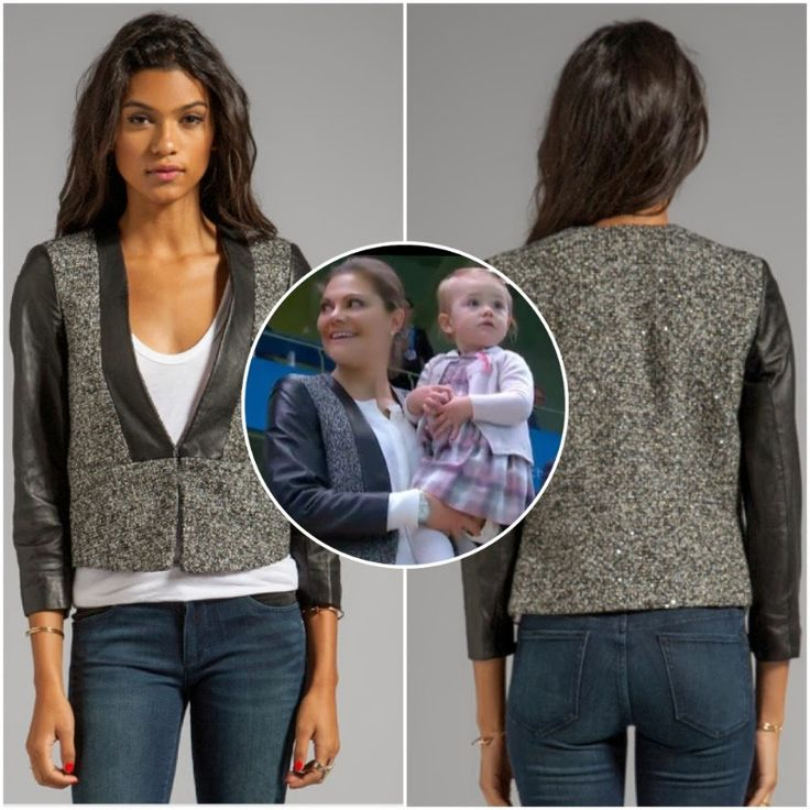 Crown Princess Victoria in By Malene Birger