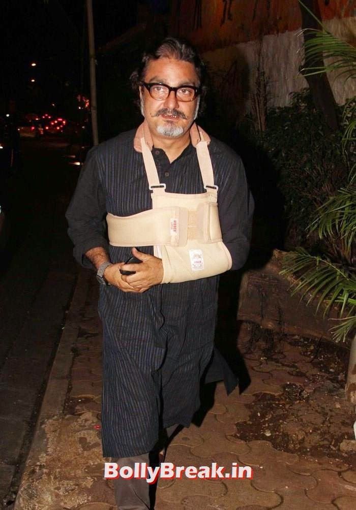 Vinay Pathak, Varun, Yami, Shruti, Nargis Pics from Badlapur Movie Wrap up party