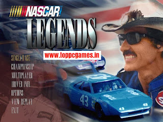 Nascar Legends Pc Game fullypcgames.net