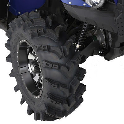 STI 27-inch Out & Back Max mud tires
