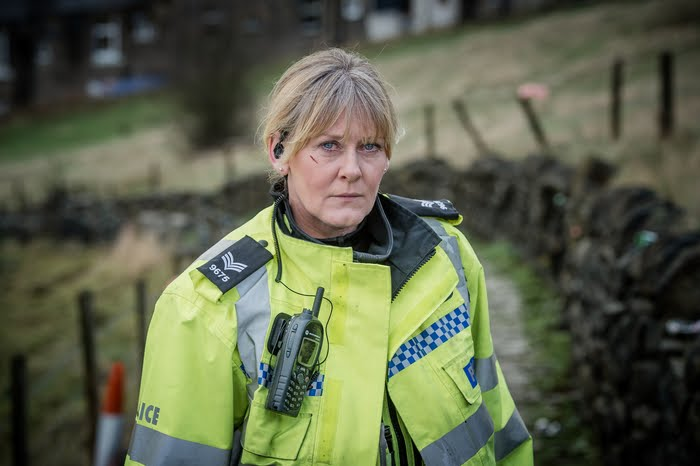 Sarah Lancashire Happy Valley