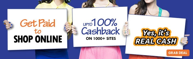 Join Cashkaro To Get Paid To Shop Online