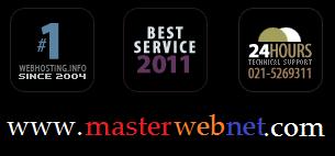 Menjadi Hosting No. 1 di Indonesia tentunya bukan hal yang mudah, namun MASTERWEBNET.COM atau PT. Master Web Network / MWN™