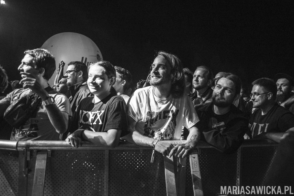 NOFX Czad Festiwal crowd