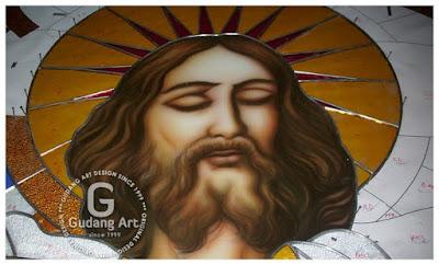 Kaca Patri Yesus