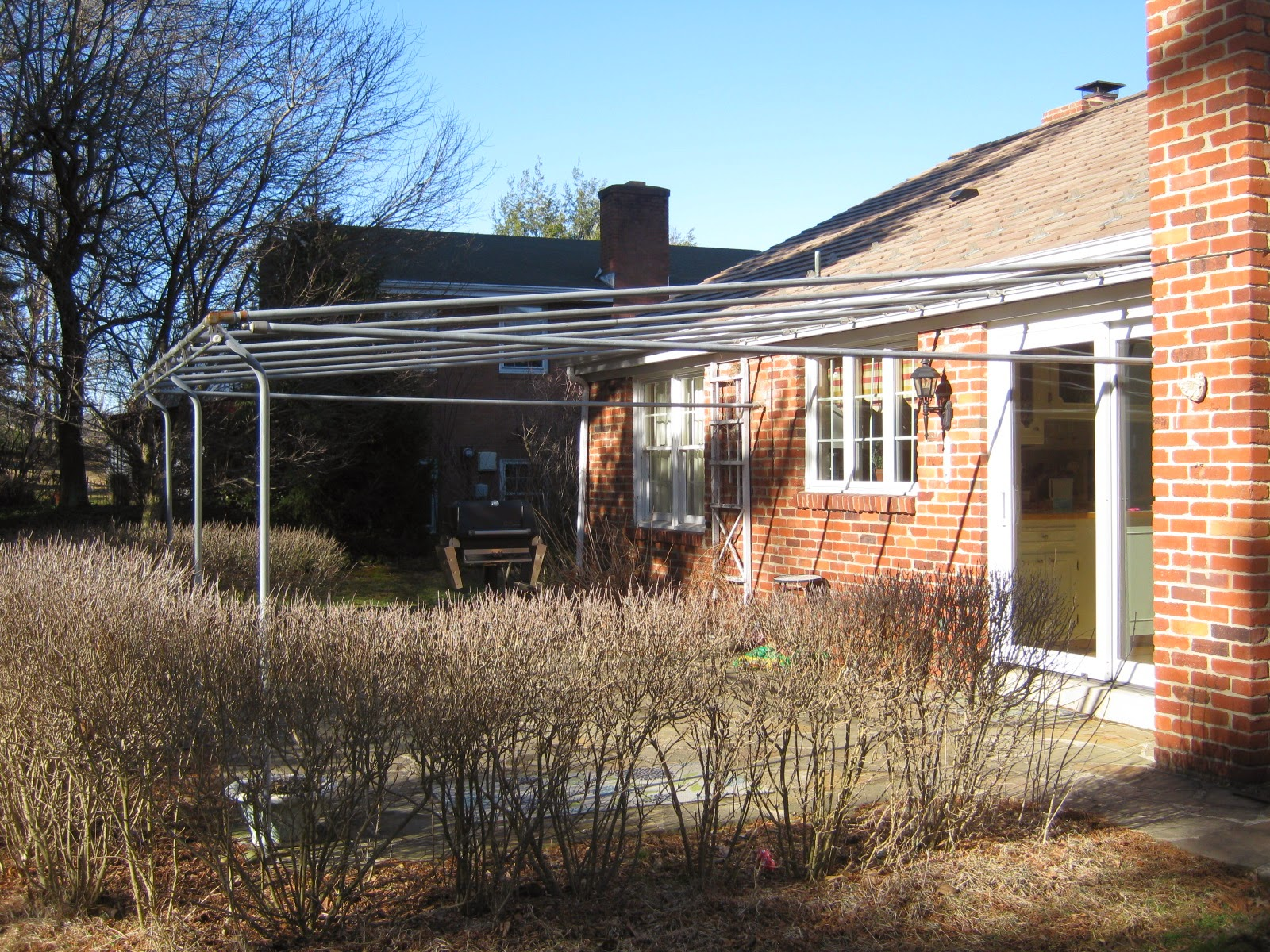 This End Up Removing An Aluminum Awning The Simple Fix