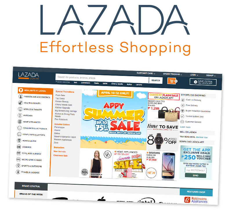 LAZADA: Online Shopping Review | There's More to Mica