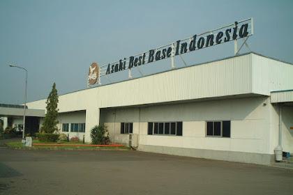 Lowongan Kerja PT ASAHI BEST Indonesia Operator Produksi 2018
