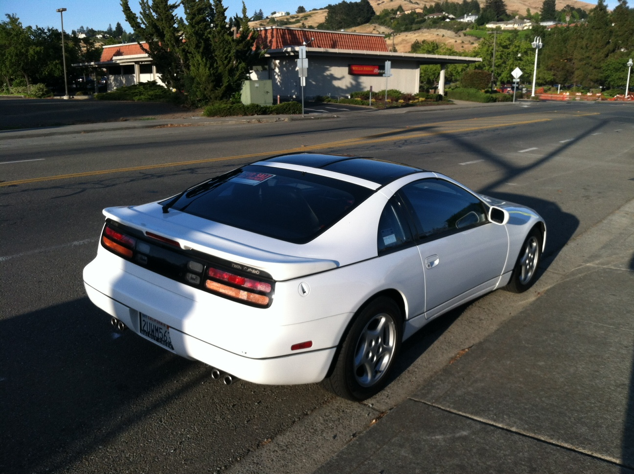 tamerlane 39 s thoughts 1991 nissan 300zx twin turbo for sale. Black Bedroom Furniture Sets. Home Design Ideas