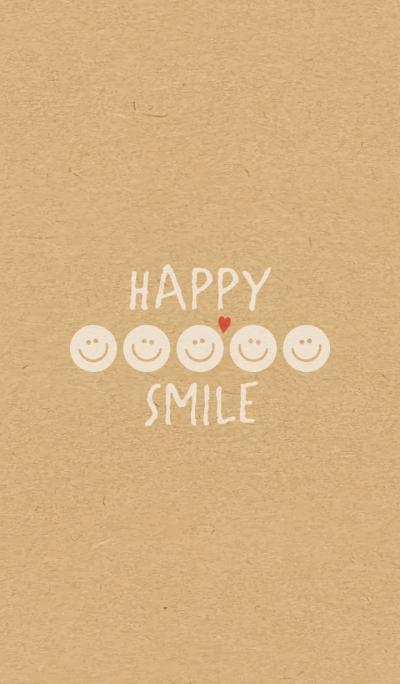 HAPPY SMILE -HEART KRAFT-