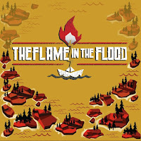 The Flame in the Flood Game Logo