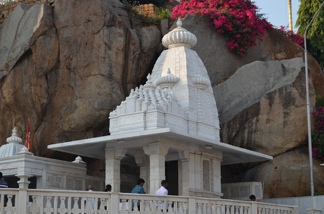Hanuman Shrine, Birla Temple, Hyderabad