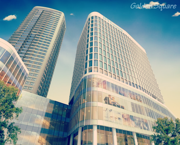 Mở bán căn hộ chung cư Golden Square