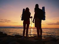 25 kata-kata romantis pendaki gunung, kumpulan kata cinta untuk pacar dan sahabat