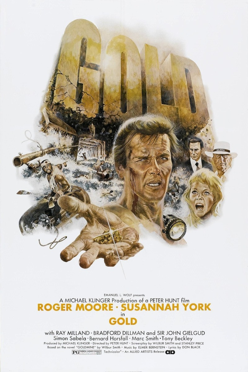 Gold (1974) นรกเหมืองทอง