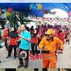 Camat Tamalanrea,Senam Sehat Bersama Warga Parang Loe