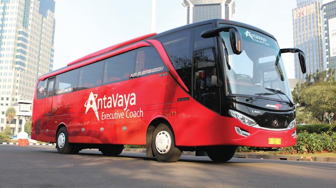 Sewa Bus Pariwisata Antavaya 2019