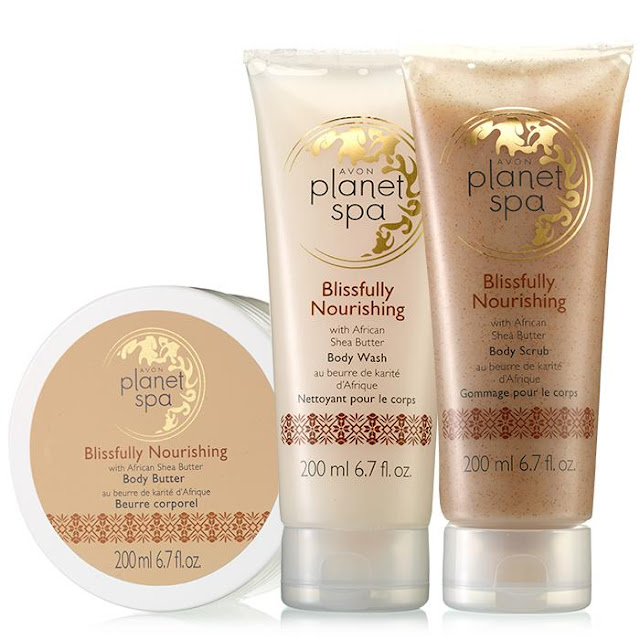 Planet Spa Blissfully Nourishing Collection