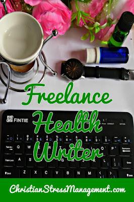 Freelance Health Writer